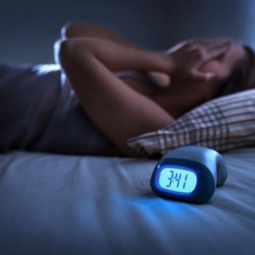 Deprese a spánek