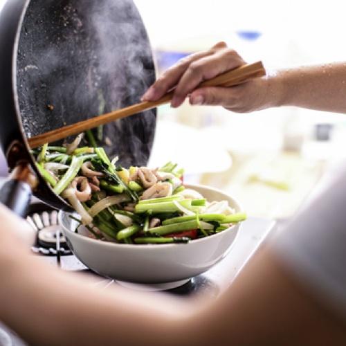 Vhodnější varianty potravin v rámci potravinových skupin